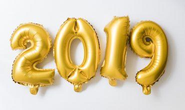 Nous vous souhaitons une merveilleuse année 2019 !