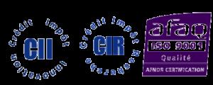Certification AFNOR ISO9001 V2015
