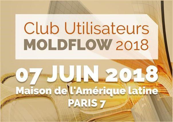 Club utilisateurs Autodesk Moldflow 2018