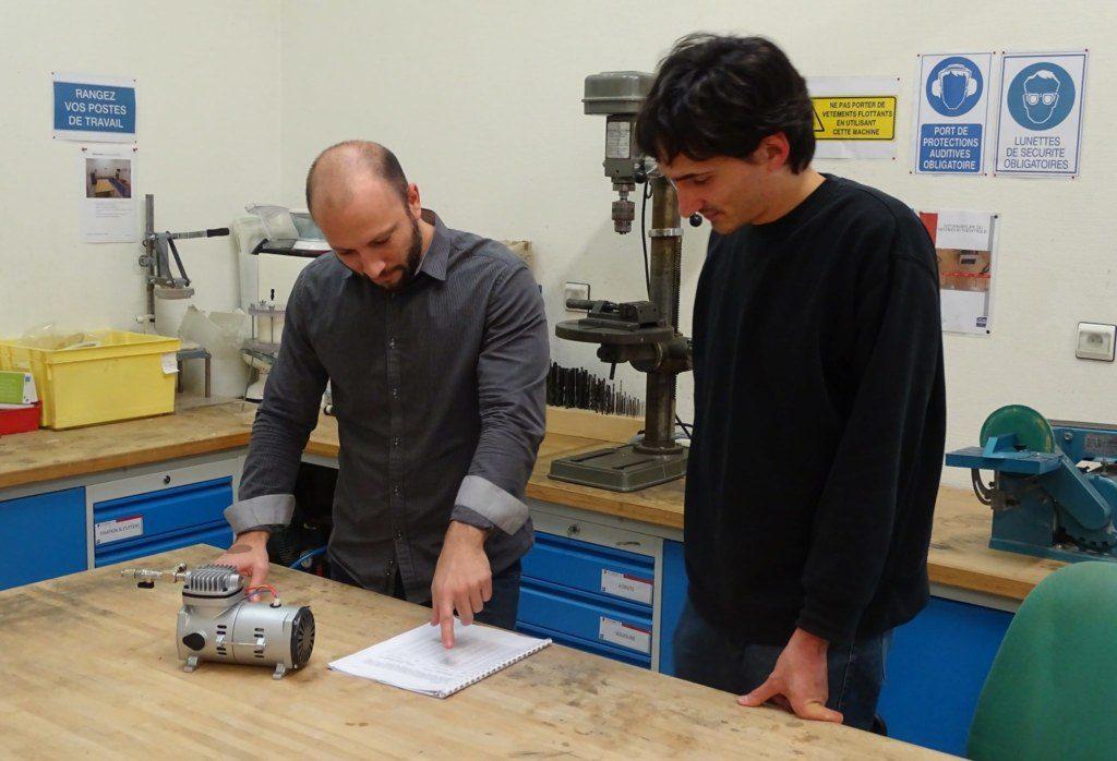 Réalisation de prototype, bureau d'études mécaniques