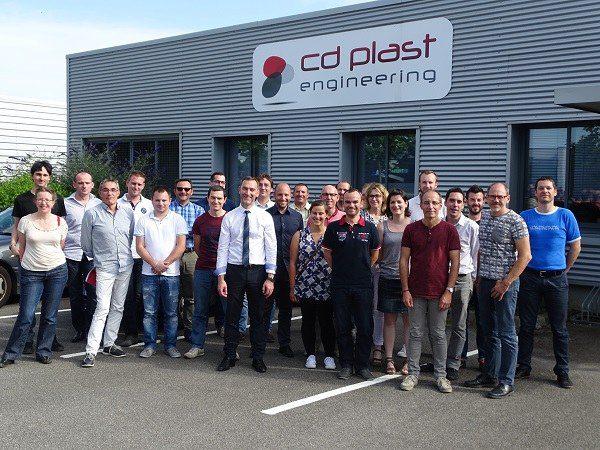 Équipe CD PLAST ENGINEERING