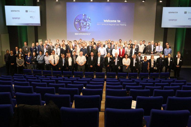 Nous étions à l'événement 2017 SIMULIA France Regional User Meeting